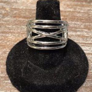 Free with Bundle Way Wayward Silver Ring